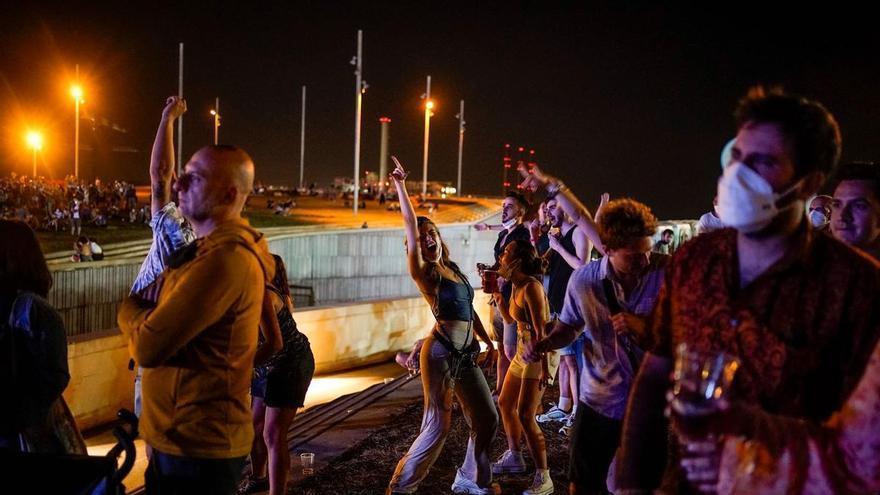 Katalonien schränkt Nachtleben wieder ein