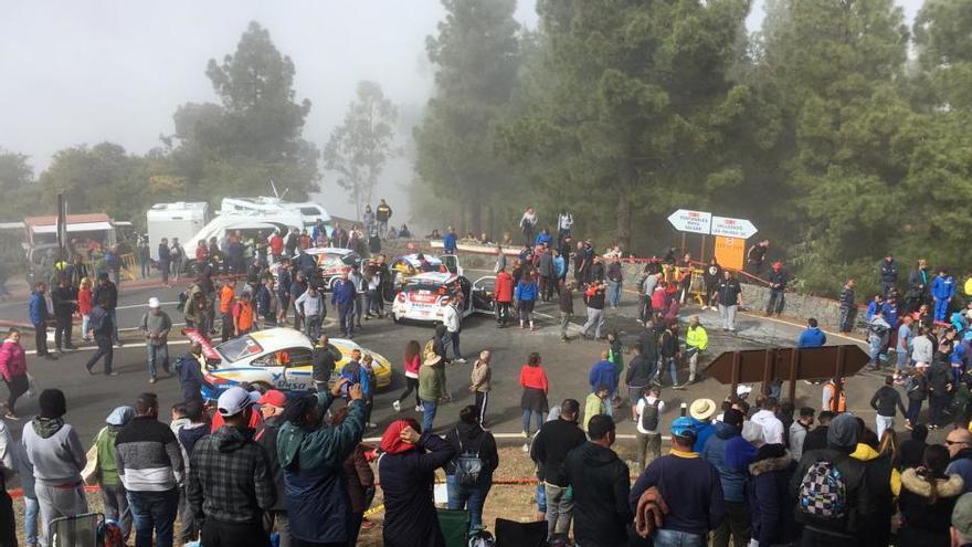 Revive el directo del Rally Islas Canarias