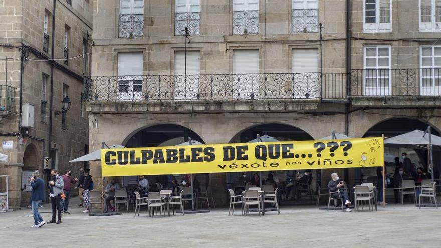 Ourense, en modo restricción