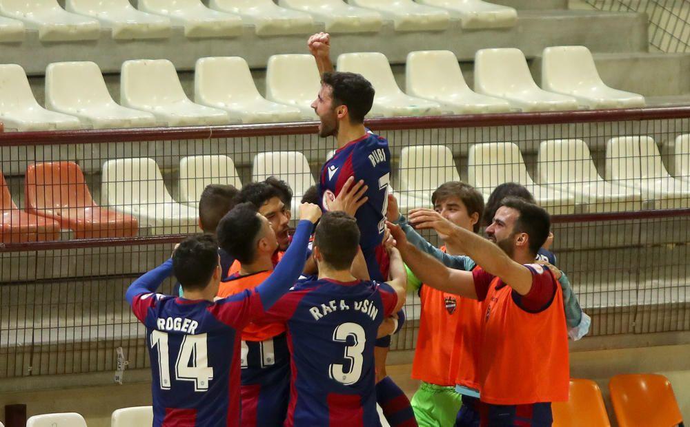 Levante UD FS - Valdepeñas