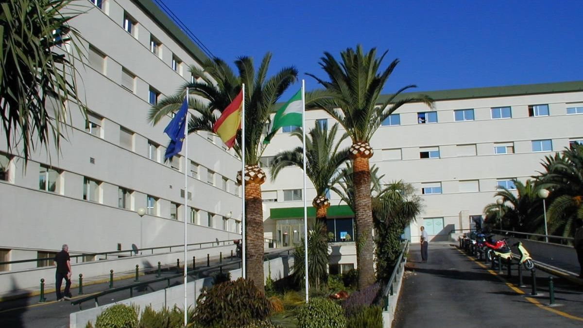 Hospital de la Axarquía.