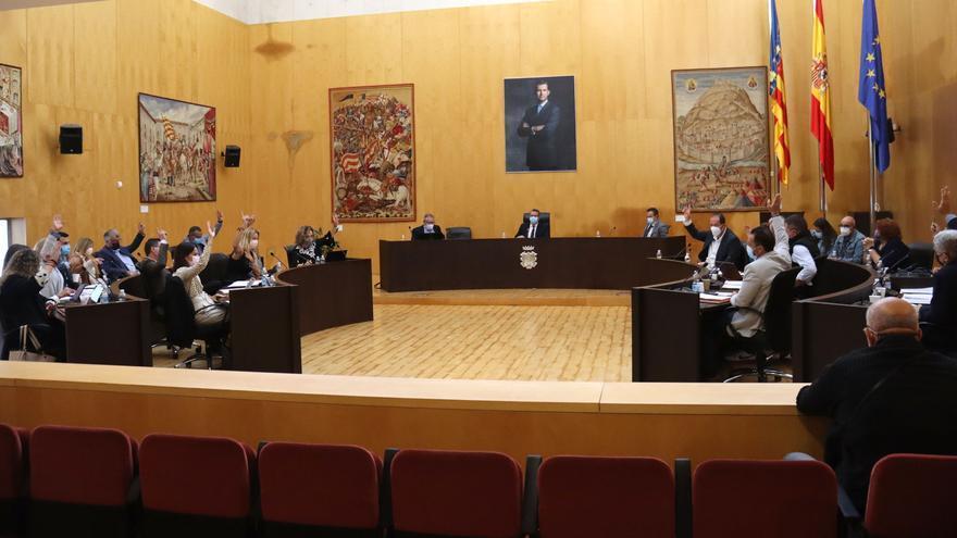 Benidorm amplía un año el contrato de parques y jardines que adjudicó en 2017