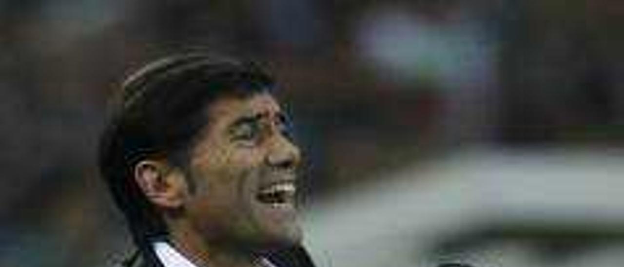Marcelino García Toral le tiene tomada  la medida al Getafe