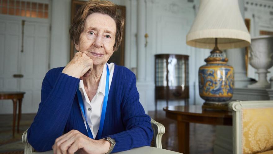 Asturias rendirá homenaje el sábado día 29 de febrero a la científica Margarita Salas