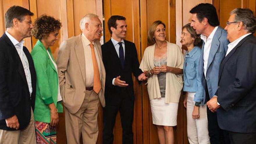 El PP obre dividit el Congrés per elegir el successor de Rajoy