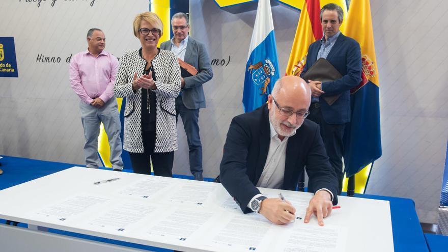 Cabildo e ITC destinan 4 millones a la biotecnología azul y la acuicultura en el sureste