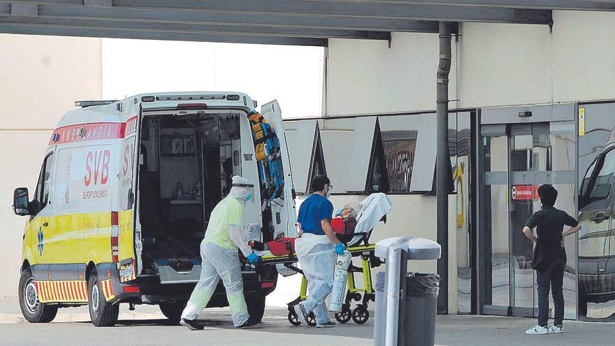 Los hospitales valencianos son los que más presión tienen de España