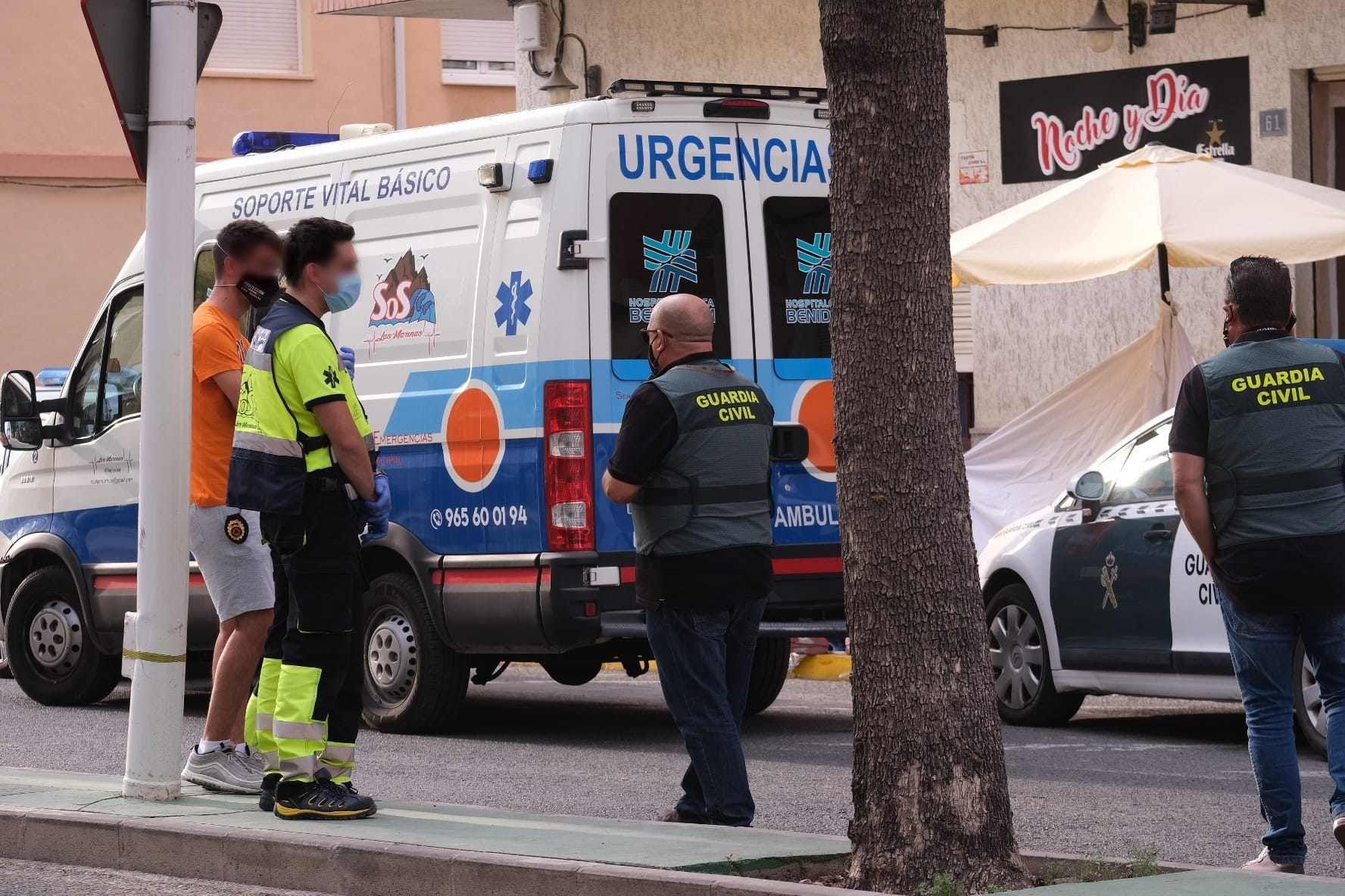 Muere un hombre de 53 años durante una pelea en Novelda