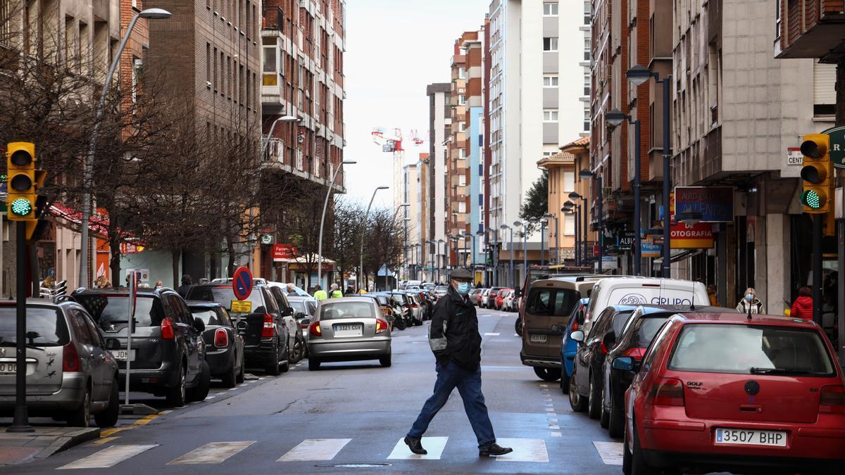 Calle Brasil.