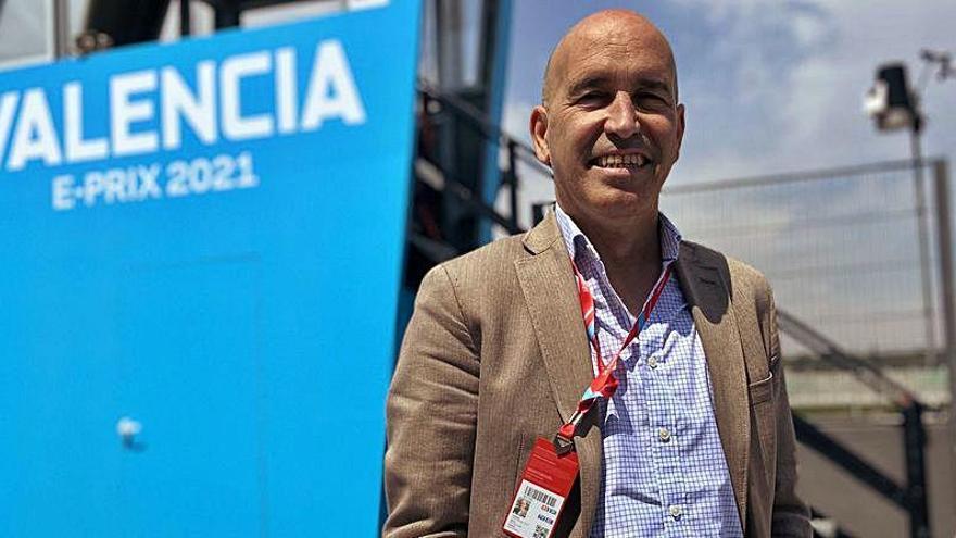 """""""La Fórmula E es la carrera más importante en la historia del Circuit"""""""
