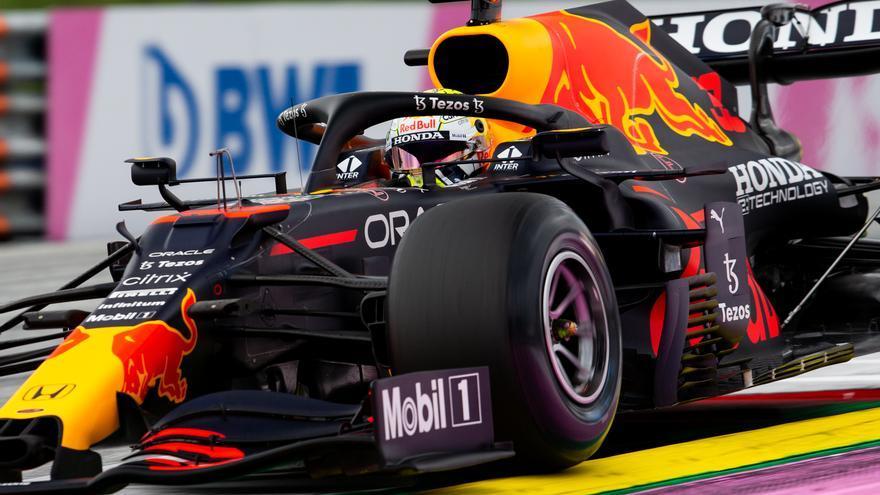 Verstappen, pole en el Gran Premio de Austria de Fórmula 1