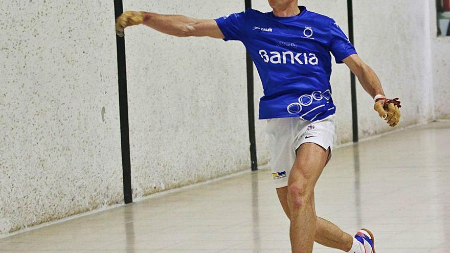 La Lliga Bankia de raspall decideix al seu campió entre Alzira o El Genovés