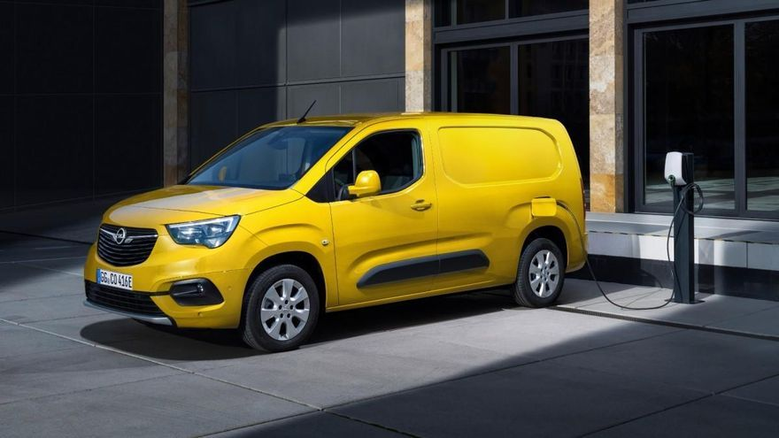 Nuevo Opel Combo-e Cargo, movilidad eléctrica con la máxima seguridad y confort