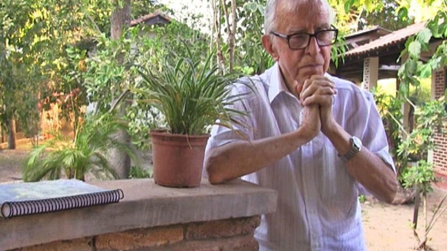 El bisbe català Pere Casaldàliga continua estable dins de la gravetat