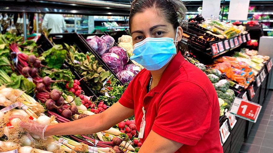 Un llamp d'esperança laboral malgrat els efectes de la pandèmia