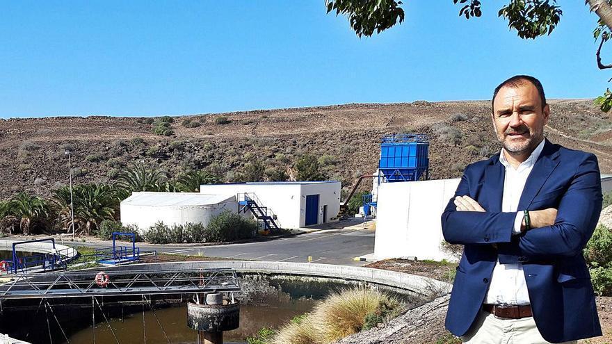 """Jaime Planells: """"Con los hoteles cerrados, el consumo de agua ha bajado un 34% en el Sur"""""""