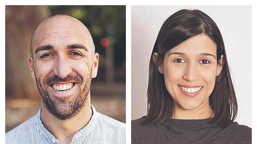 Vicent Tornero y Clara Chorques formalizan su salida del equipo de gobierno de Canals