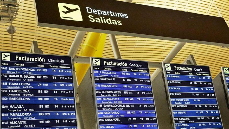 Espanya prorroga fins al 16 de març la limitació dels vols amb Regne Unit