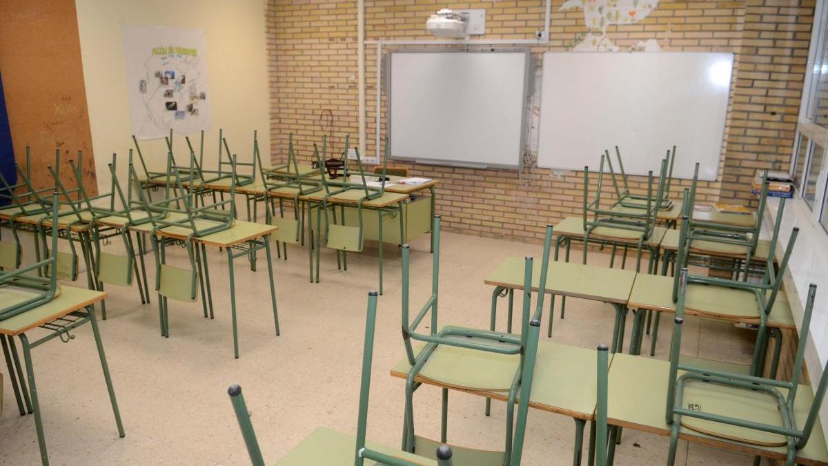 Un positivo revoluciona la vuelta a las aulas en un colegio de O Salnés