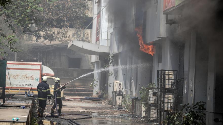 Un incendio en un hospital de Macedonia deja al menos 10 fallecidos