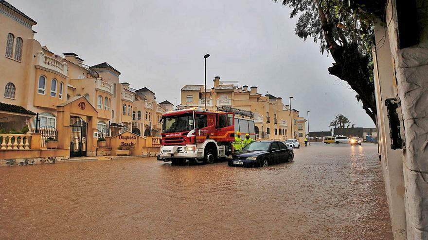 El plan de Torrevieja contra las inundaciones está paralizado a falta de los informes jurídicos