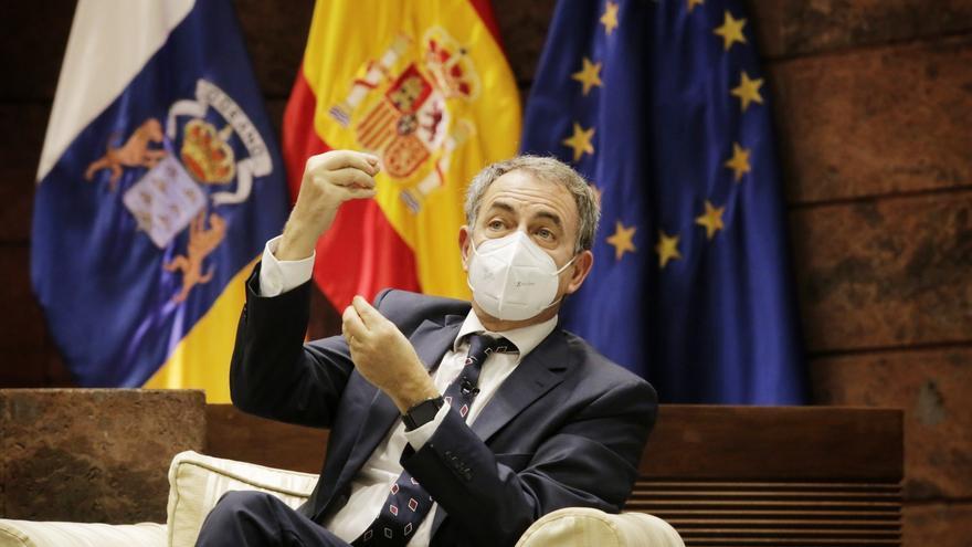 Zapatero pide una gran acuerdo político en España sobre inmigración