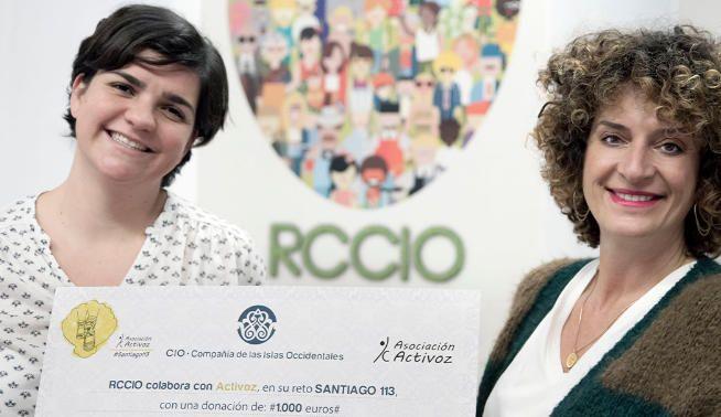 Grupo CIO colabora con más de 250 actos solidarios