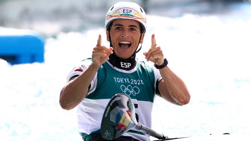 Maialen Chourraut conquista la plata en K1 y España suma su tercera medalla