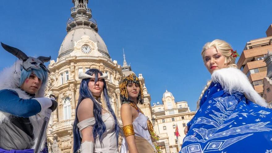 Suspendido el 'Cartagena se Re-Manga'
