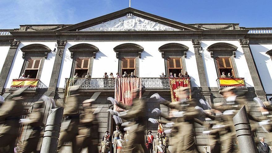 El Palacio de Capitanía cumple 140 años