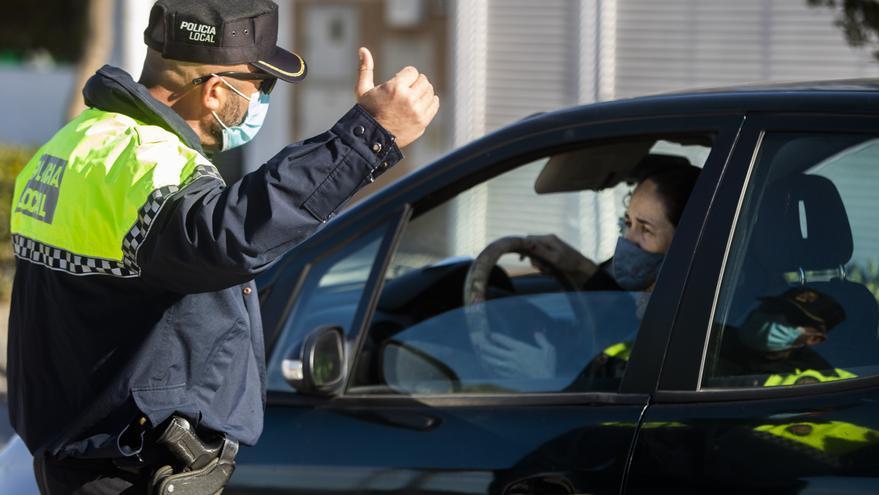 """Gloria Calero: """"Los cierres perimetrales han sido efectivos"""""""