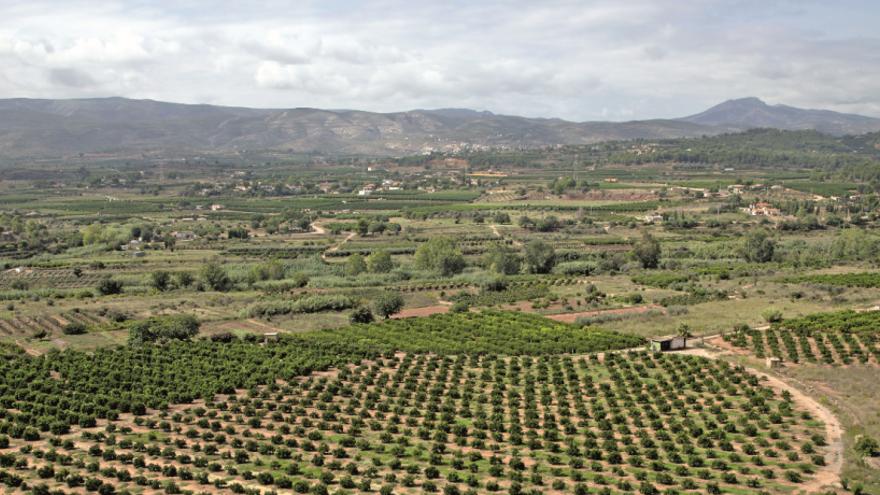 Rutas por la Comunitat: La Vall d'Alcalans y el río Magre