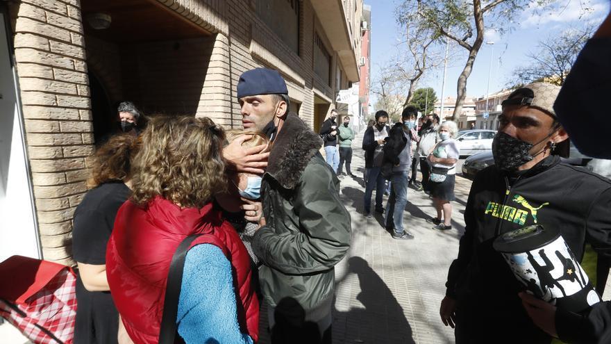 Los desahucios de viviendas en Castellón vuelven a niveles del 2019