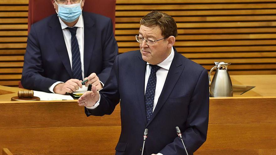 Puig anuncia un presupuesto de 25.000 millones pero esquiva la subida fiscal