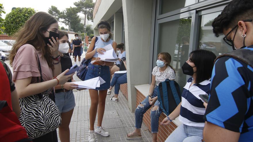 Este jueves se publican las notas de Selectividad en Andalucía
