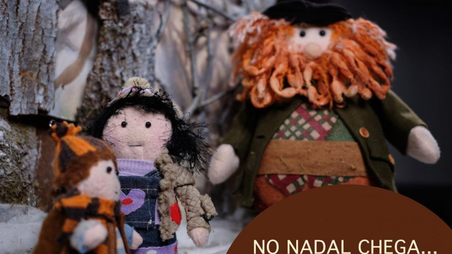 Programación infantil de Navidad en la Biblioteca Juan Compañel de Vigo