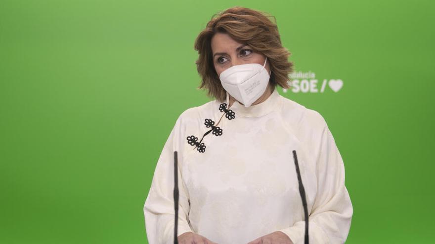 Susana Díaz dice que irá a las primarias y critica a quienes pretenden impedirlo