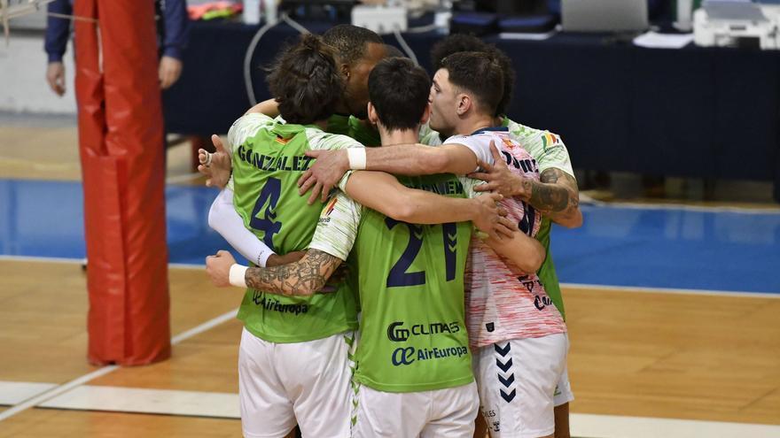 El Voley Palma competirá en la Superliga tras cerrar un acuerdo con Feníe Energía