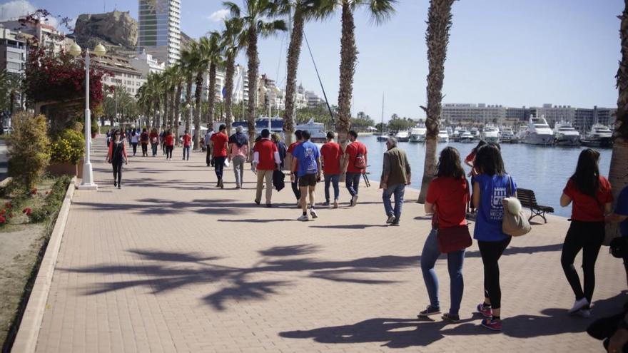 """Alicante """"Respira Salud"""" en una jornada de sensibilización sobre enfermedades neumológicas"""