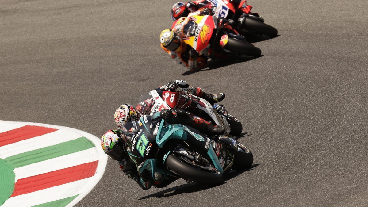 Fabio Quartararo se impone en el Gran Premio de Italia