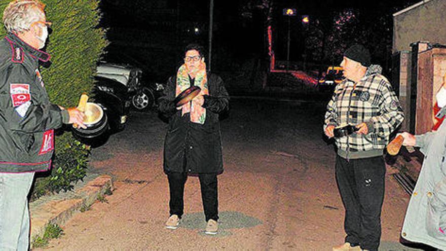 Veïns del sector oest de Figueres faran soroll cada dia pels talls de llum diaris