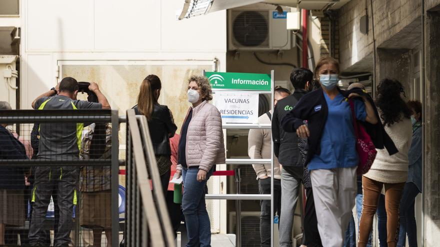 Los médicos de Atención Primaria rechazan el plan del SAS para la vuelta a la presencialidad