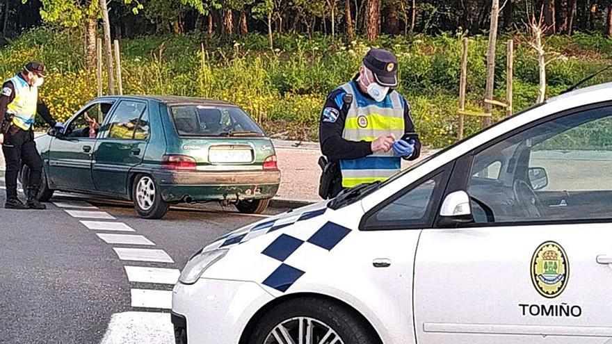La falta de agentes deja a Tomiño sin servicio de Policía Local durante varios días