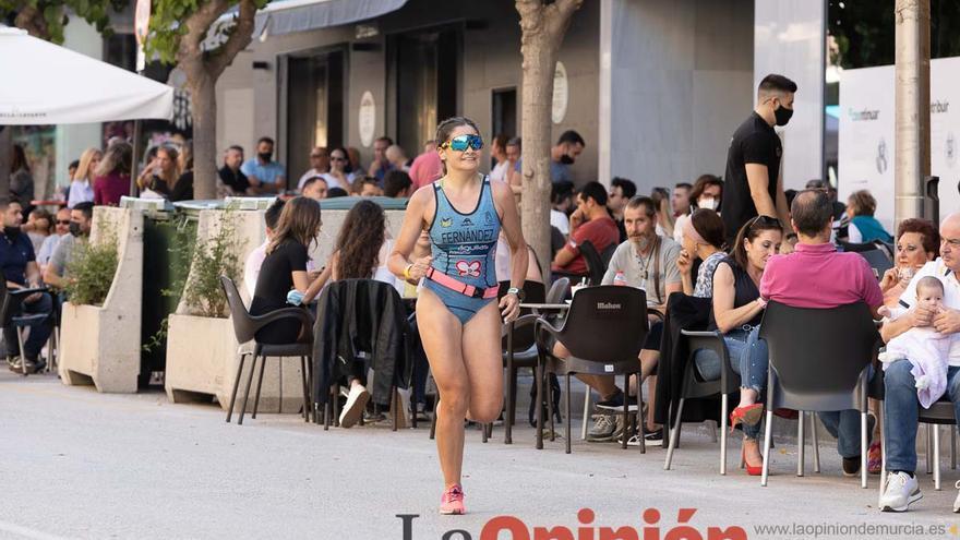 VII Triatlón 'Ciudad de Cehegín' (femenino)