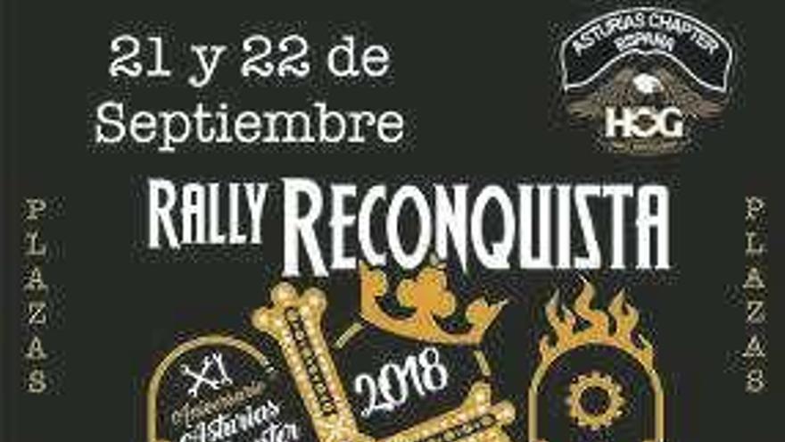 XI Aniversario del chapter asturiano de Harley Davidson
