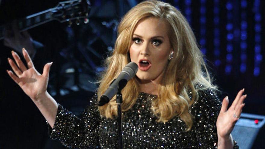 Adele negocia su primer papel en una película