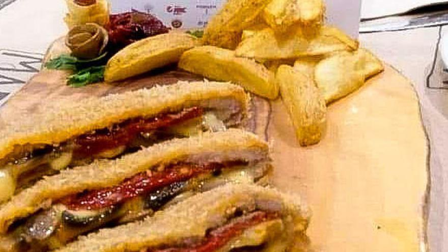 Aquí se come el mejor cachopo de Asturias 2020