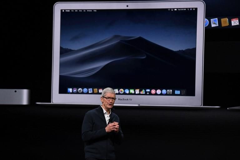 Apple presenta los nuevos iPad y MacBook
