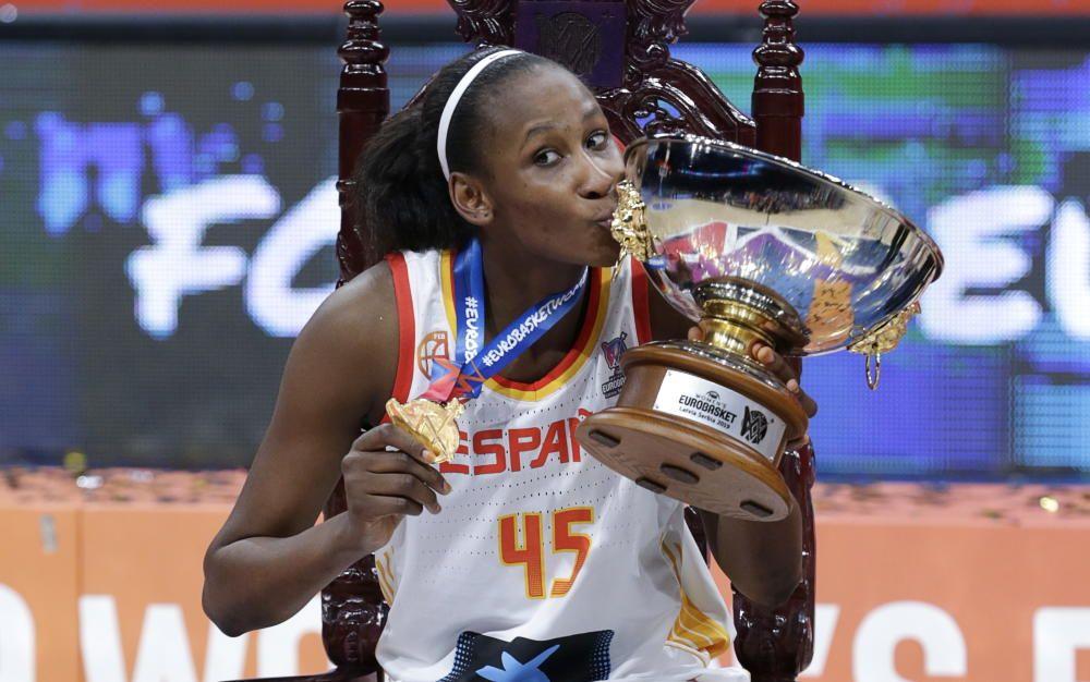 Final del Eurobasket 2019: España - Francia