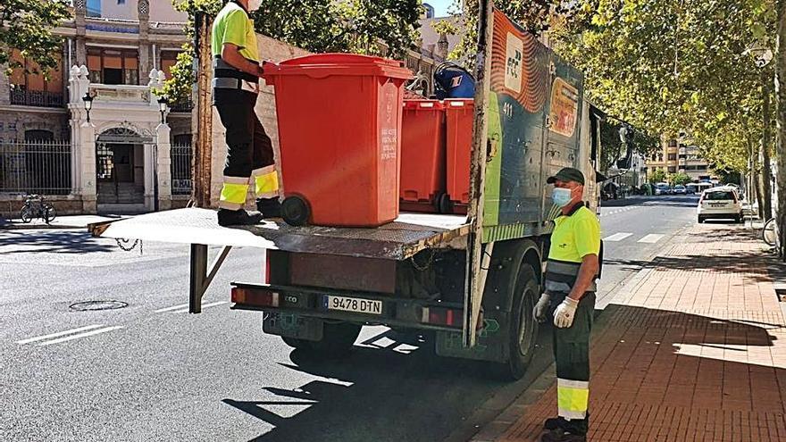 València tendrá 266 contenedores de aceite doméstico en las calles